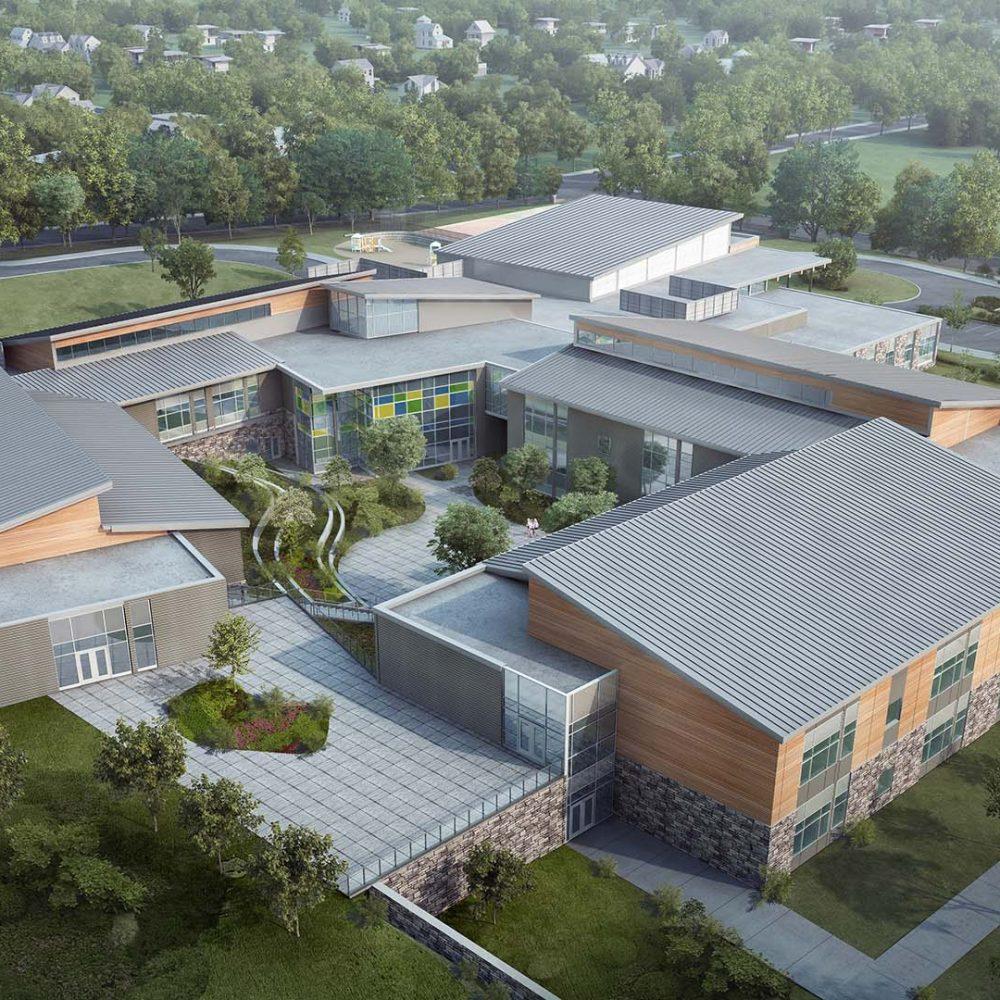 Academic K-12 | Schradergroup | Architecture + Design