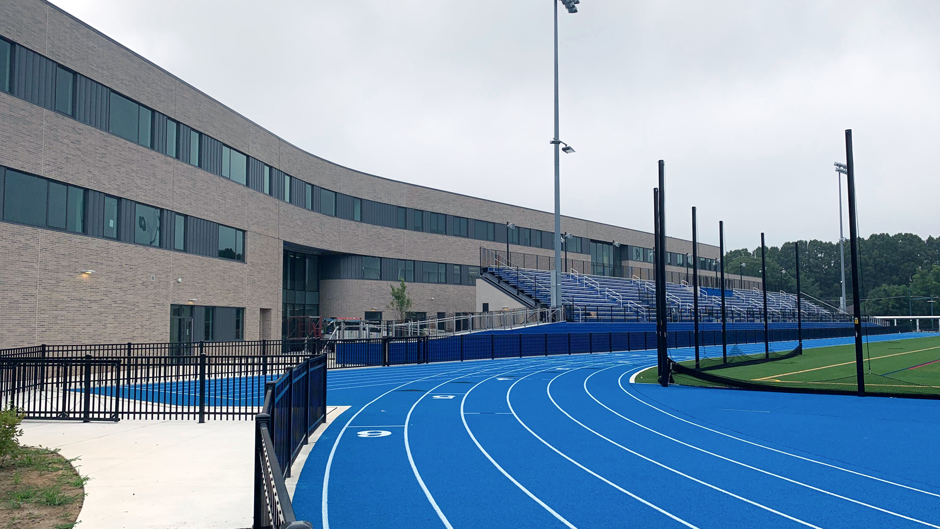 5-Springfield School District High School Track_SCHRADERGROUP