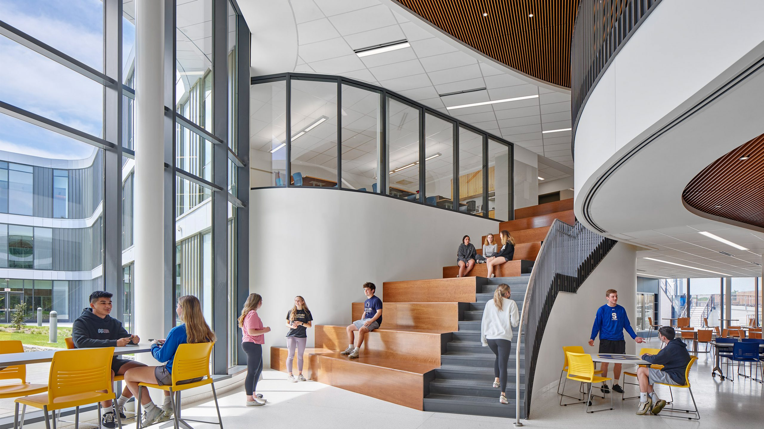2-Learning-Stair_SCHRADERGROUP_Springfield_School_District_High_School_Perkins&Will