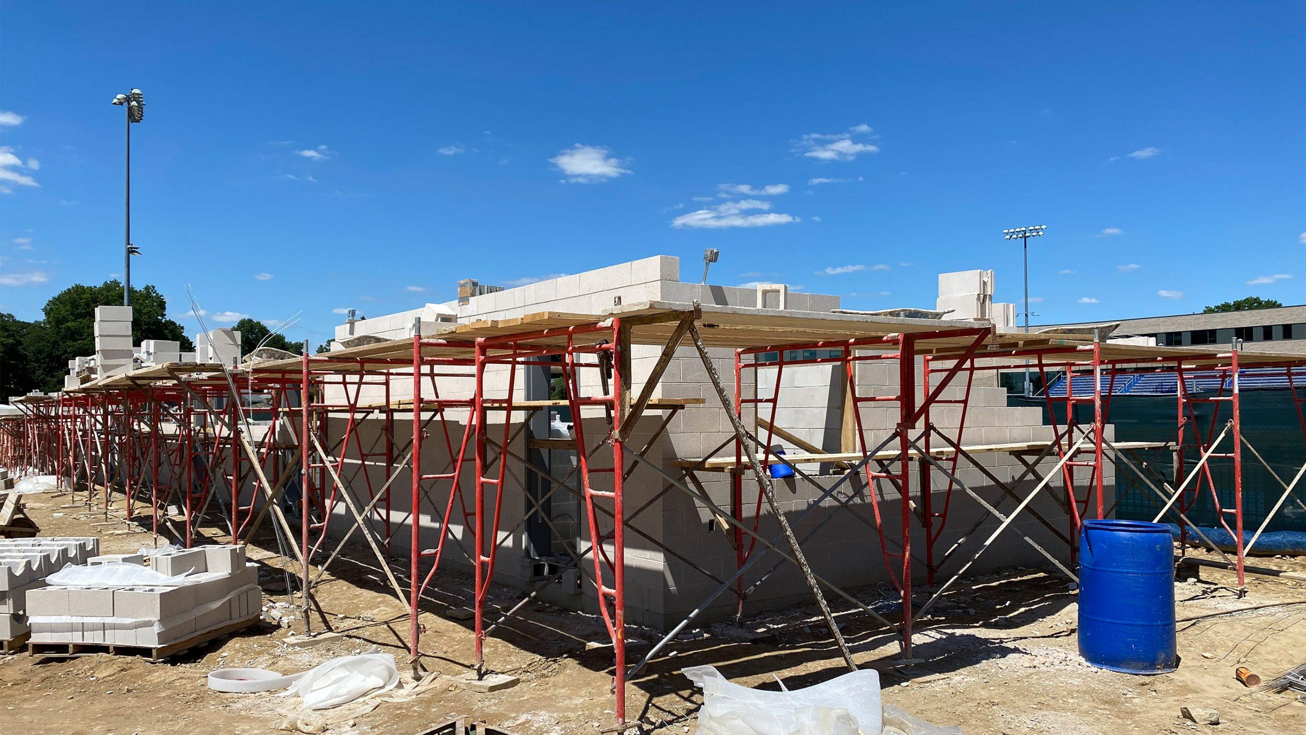 2-Springfield-High-School-Bleacher_SCHRADERGROUP_May-Construction-Progress
