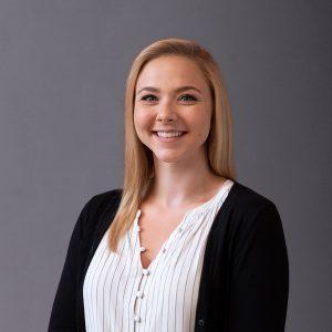 SCHRADERGROUP Jillian Kreglow Architectural Designer Headshot