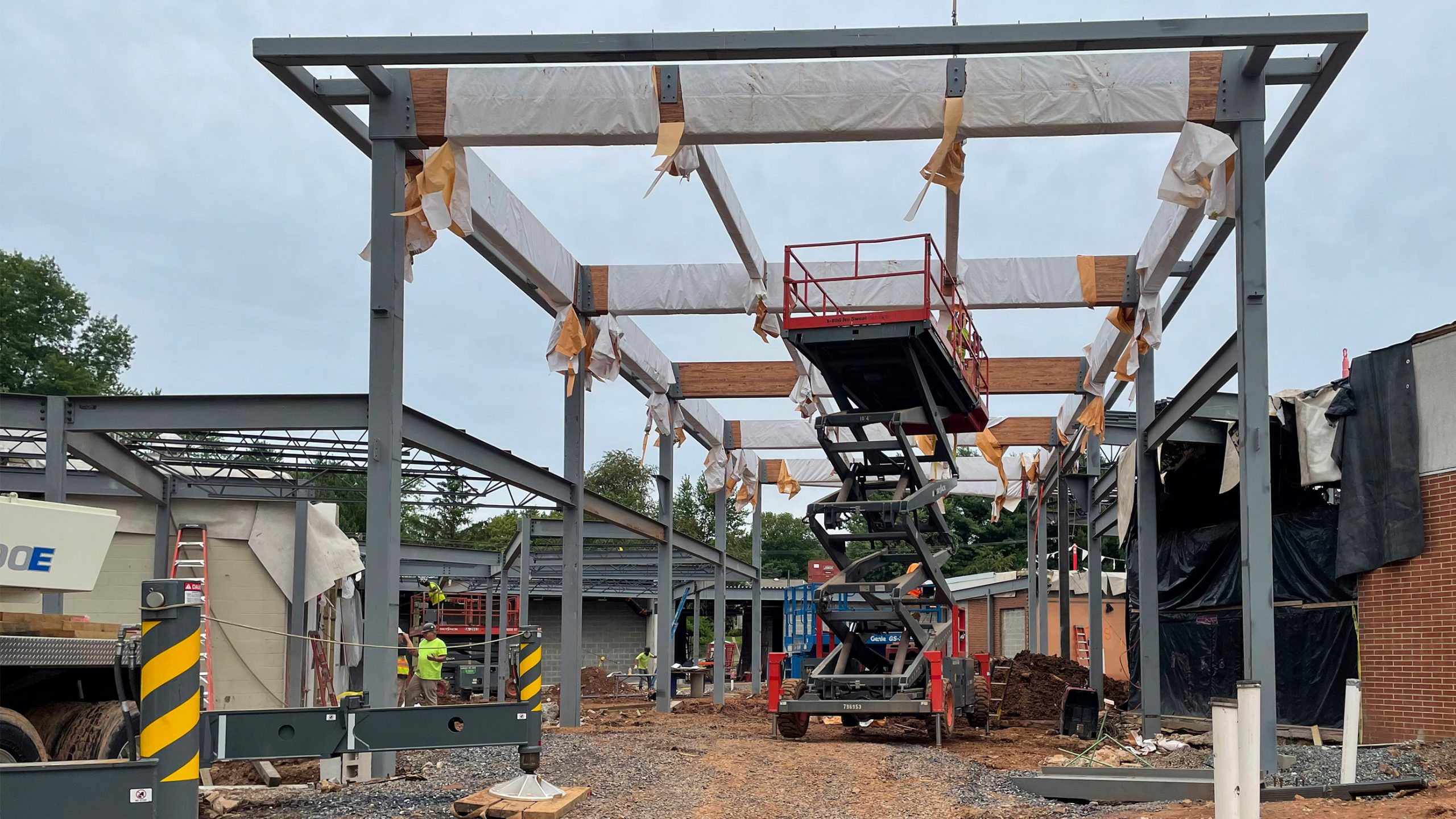 2-Knapp-Elementary_School-North-Penn_SCHRADERGROUP_Summer-Construction-Progress