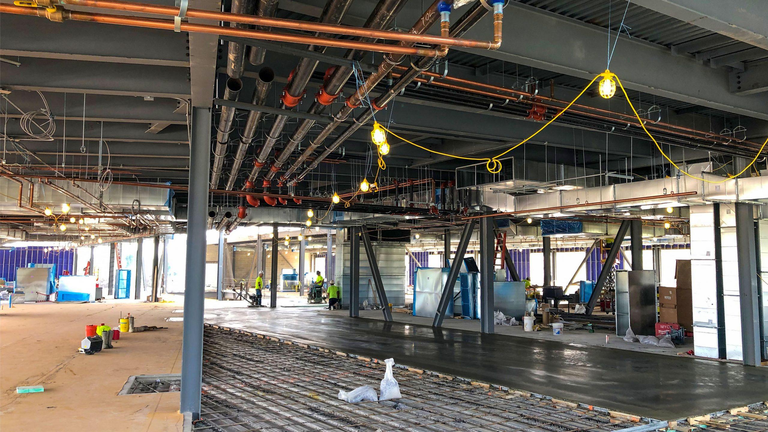 3-Upper-Merion-Area-High-School_SCHRADERGROUP_Summer-Construction-Progress